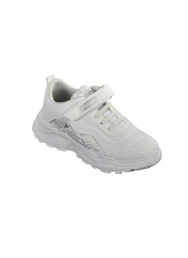 Cosby 306 F.Ayk Buz-Pembe  Çocuk Spor Ayakkabı Beyaz